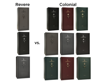 Colonial Feature More Colors to Choose From