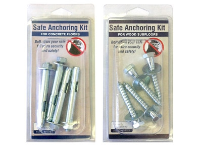 Fatboy Jr Feature Fatboy Jr. Includes Anchoring Kit
