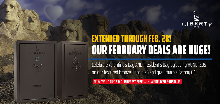 Our February Deals are Huge!