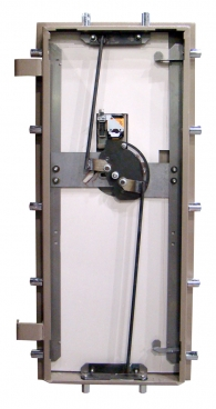 3- and 4-sided bolt coverage helps keep door from warping