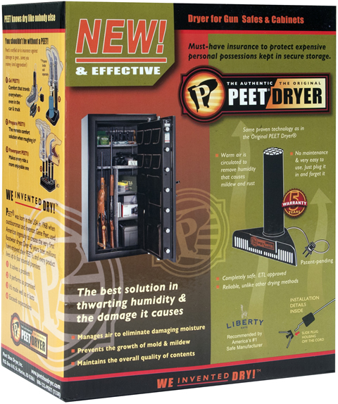 PEET Dryer Package