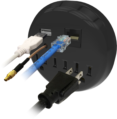 Electrical Outlet Kit Front