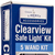 Clearview Safe Light 5 Wand Package